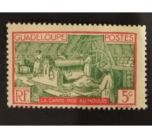 Гваделупа 1928 (1409)