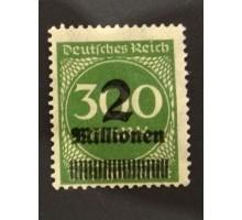 Германия 1921-1923 (1417)