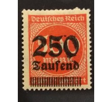 Германия 1921-1923 (1418)