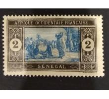 Сенегал 1914 (1564)