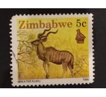 Зимбабве 1990 (1436)