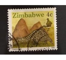 Зимбабве 1990 (1438)