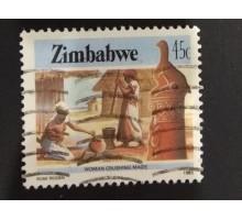 Зимбабве 1985 (1435)