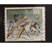 Зимбабве 1990 (1439)