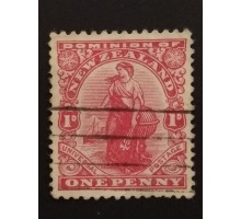 Новая Зеландия 1909-1916 (1528)