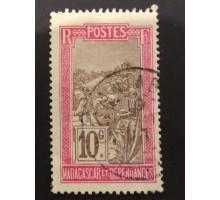 Мадагаскар 1908 (1497)