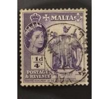 Мальта 1956 (1504)