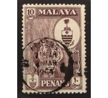 Малайя 1960 (1501)