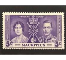 Маврикий 1937 (1496)