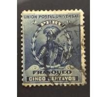 Перу 1896 (1538)