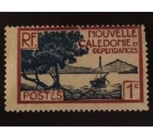 Новая Каледония 1928 (1529)
