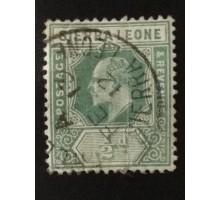 Сьерра-Леоне 1907 (1598)