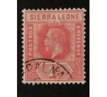 Сьерра-Леоне 1912 (1599)