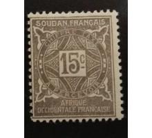 Французский Судан 1931 (1624)