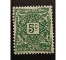 Французский Судан 1931 (1625)