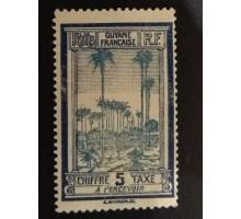 Французская Гвиана 1929 (1619)