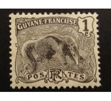Французская Гвиана 1904 (1618)
