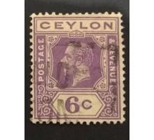 Цейлон 1921 (1627)