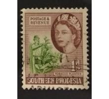 Южная Родезия 1953 (1648)