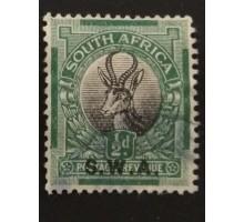 Юго-Западная Африка 1931 (1641)