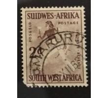 Юго-Западная Африка 1954 (1644)