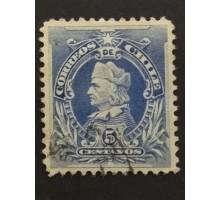 Чили 1901 (1630)