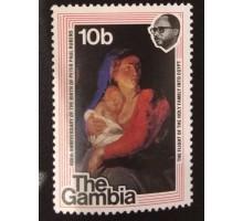 Гамбия (1706)