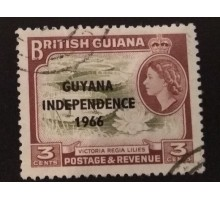 Британская Гвиана (1698)