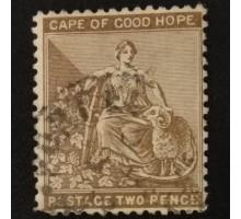 Капская колония Мыс Доброй Надежды (4868)